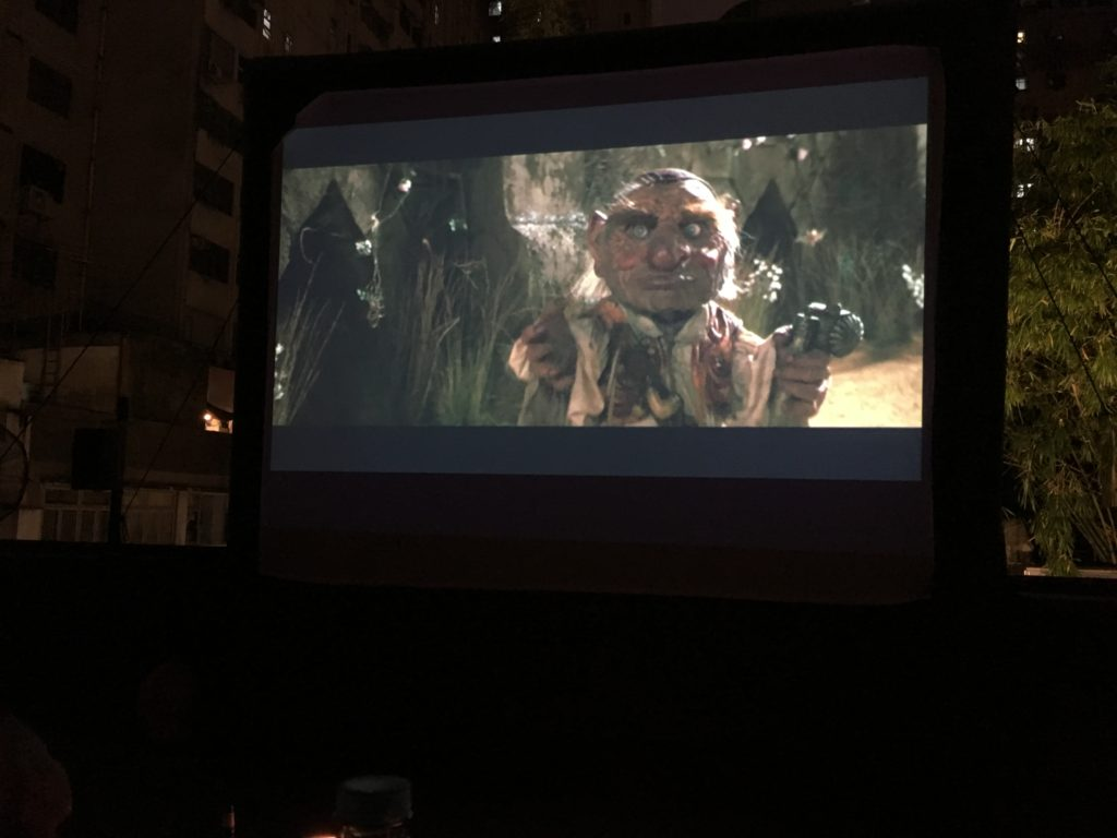 labyrinth-rooftop cinema