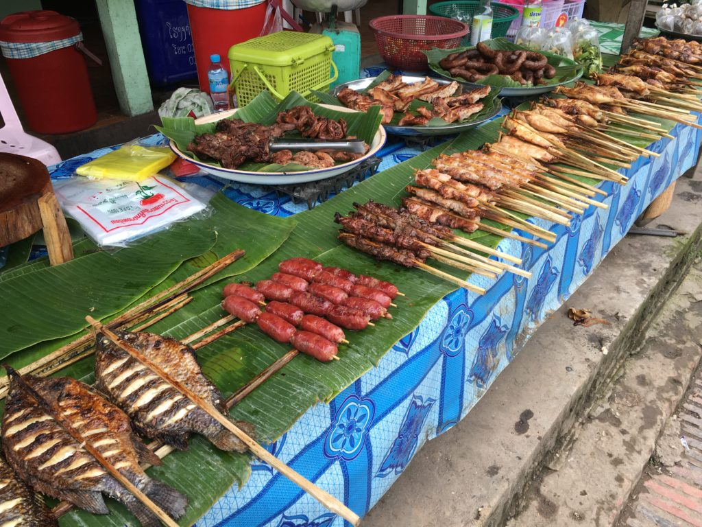 sausages-laos