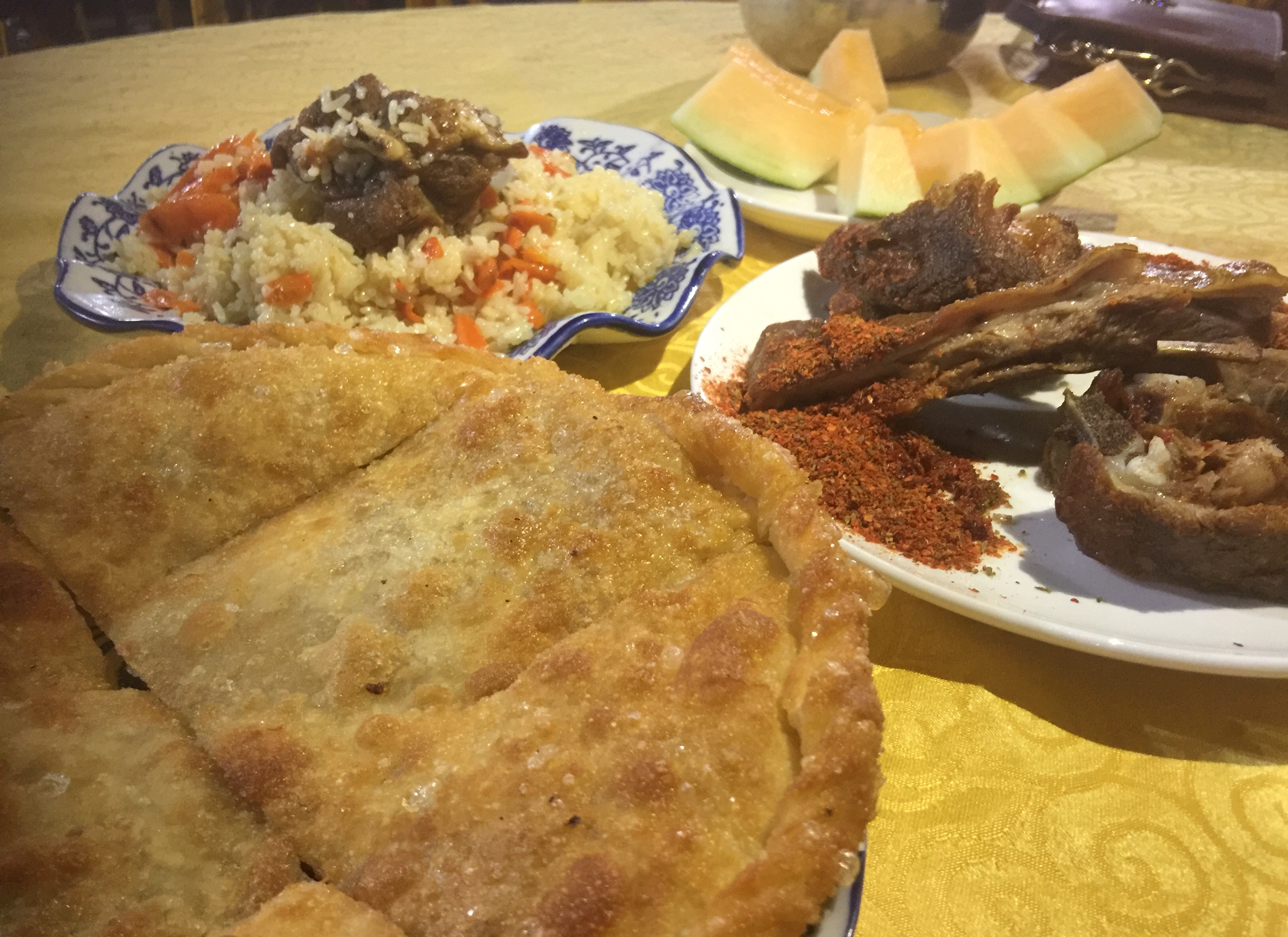 6 Must Try Xinjiang Food Dishes Country And A Half